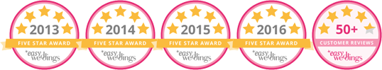 Easy Weddings Awards